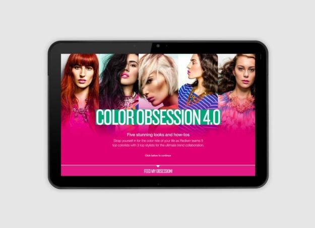 Redken Color Obsession 4.0