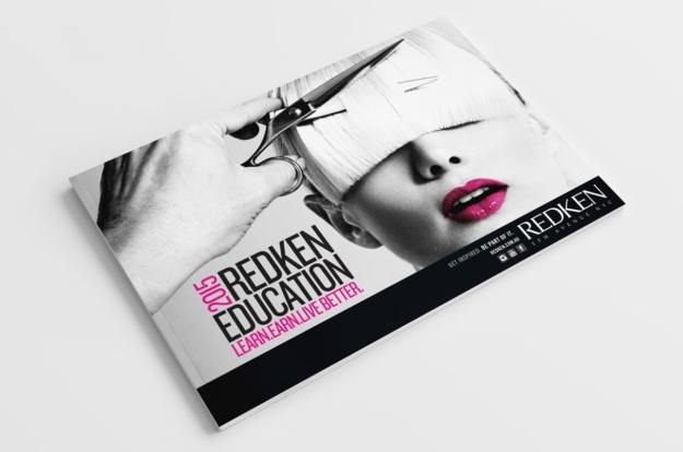 Redken Education Brochure 2015